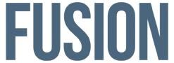 Logo der FUSION-Zeitschrift